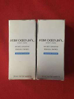 1 Shiseido Men's Shaving Cream 100 ml/3.6 oz NEW SEALED IN