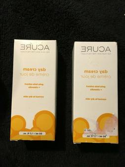 2 - Acure Day Creams Normal to Dry Skin Gotu Kola Extract &