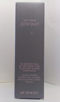 3d timewise age minimize day cream spf30