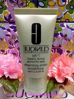 "◆Clinique◆ 7 Day Scrub Cream ""Rinse-Off Formula""(1 oz/"