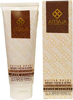 Alaffia - Cocoa Butter Hand and Body Cream, For Dry to Extra