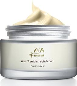 Aya Natural Face Moisturizer Anti Aging Cream - Dry Skin Car