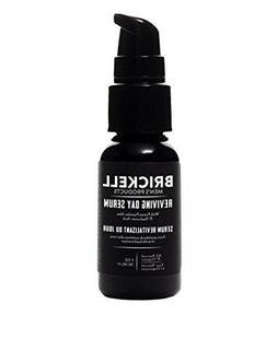 Brickell Men's Anti Aging Reviving Day Serum for Men – Nat