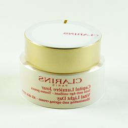 Clarins Vital Light Day Illuminating Anti Ageing Cream All S