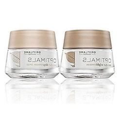 Combo Day Cream SPF 20 & Night Even Out Cream Set ORIFLAME O