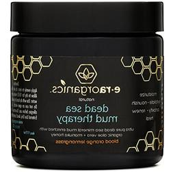 Dead Sea Mud Mask Facial - Spa Quality Exfoliating Clay Face