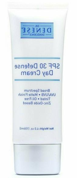 Dr. Denese SPF 30 Defense Day Cream 3 in1 Broad Spectrum UVA