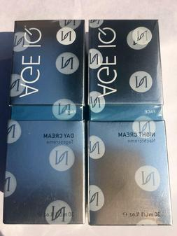 Nerium Age IQ Day and Night Cream Creams Combo Pack Complete