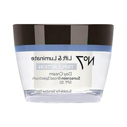 No7 Lift & Luminate Triple Action Day Cream SPF30 50ml