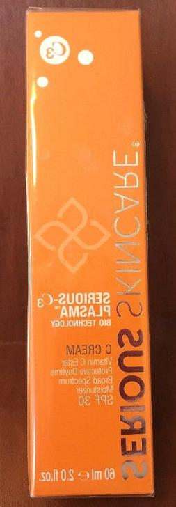 Serious Skin care SERIOUS-C3 PLASMA™ Day Cream SPF 30 2 oz