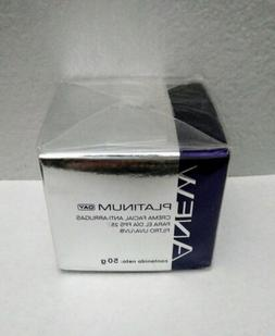 Avon ANEW PLATINUM Day Cream SPF 25  NIB sealed 50g / 1.7 oz