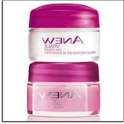 anew vitale day and night cream set