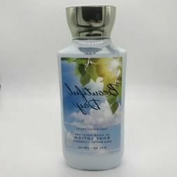 Bath and Body Works BEAUTIFUL DAY BODY LOTION cream 8 OZ *NE