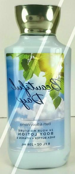 BATH AND BODY WORKS*BEAUTIFUL DAY*Lotion Cream*FREE Shipping