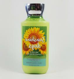 Bath and Body Works SUNSHINE DAYS - Bright Sunflowers 8 oz B