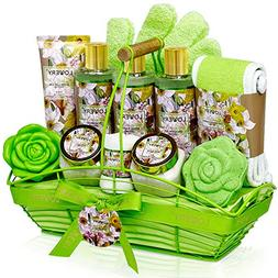 Bath and Body Gift Basket For Women and Men – Magnolia and