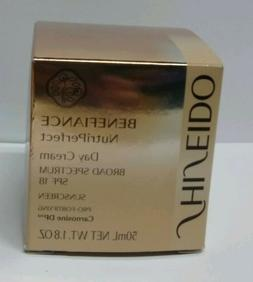 Shiseido BENEFIANCE NutriPerfect Day Cream Broad Spectrum 1.