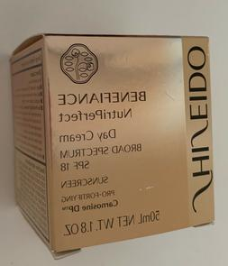Shiseido Benefiance NutriPerfect Day Cream SPF 18- 50 ML/1.8