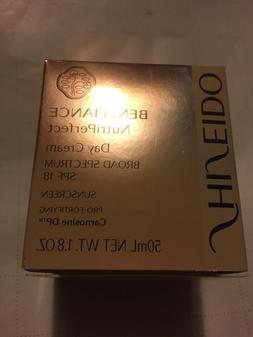Shiseido Benefiance NutriPerfect Day Cream SPF18 CarnosineDP