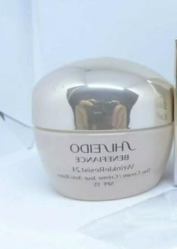 SHISEIDO Benefiance WrinkleResist24 Day Cream SPF 15~50 mL/