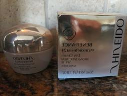 Shiseido Benefiance Wrinkleresist24 Day Cream SPF 18 BNIB Fa