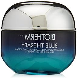 blue therapy moisturizing cream spf