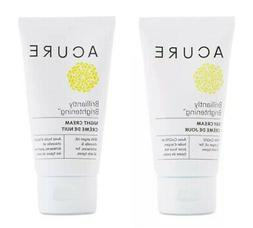 ACURE Brilliantly Brightening Day  and Night Cream  Set