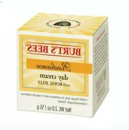 Burt's Bees Radiance Day Cream with Royal Jelly. 2 oz.