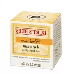 Burt's Bees Radiance Day Cream with Royal Jelly 2.0 oz New B