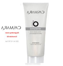 CASMARA OXYGENATING Concetrate O2 facial massage cream-peel