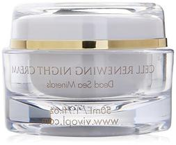 Vivo Per Lei Dead Sea Night Cream | Moisturizing Night Cream