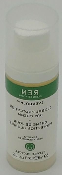 REN Clean Skincare Global Protection Day Cream, 1.7 Fluid Ou