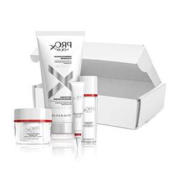 Day + Night Face Protocol Kit by Olay Pro-X, Gift Set for Wo