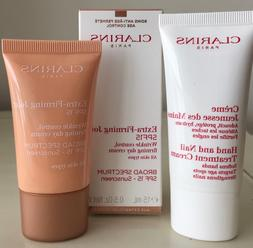 Clarins Extra Firming Day Cream SPF15 & Hand and Nail Treatm