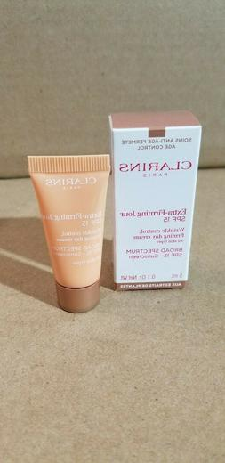 CLARINS Extra Firming Jour ~ SPF 15 ~ Wrinkle Control Firmin