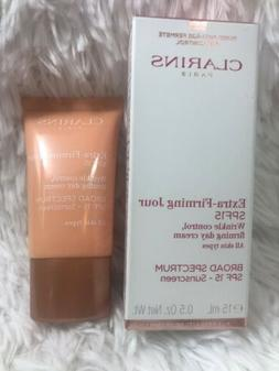 Clarins Extra-Firming Jour Spf15 Wrinkle Control, Firming Da