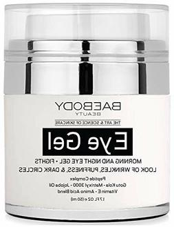 Eye Gel Baebody Anti Aging Dark Circles,Puffiness,Wrinkles,B