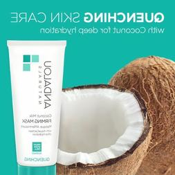 from the quenching coconut skin care line