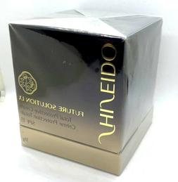 Shiseido Future Solution LX Total Protective Cream with SPF