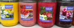 Better Homes & Gardens Jar Candle, 17- 18 oz YOU PICK SCENT!