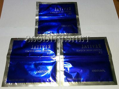 3 of revital lifting mask science ex