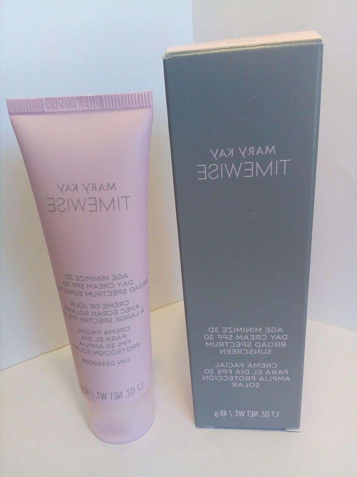 Mary Kay 3D TimeWise Age-Minimize Day Cream SPF30 Combination/Oily free