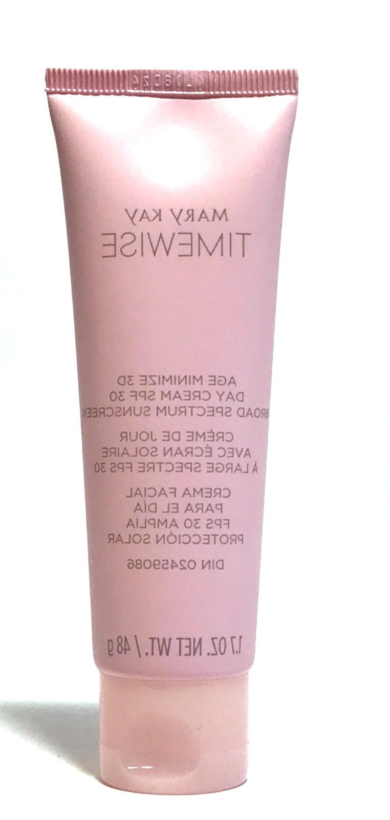 MARY KAY TIMEWISE AGE MINIMIZE 3D~EXPIRED SPF 30 DAY CREAM~N