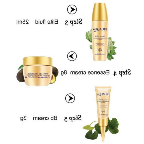 5pcs Moisturizing Wrinkle Cream