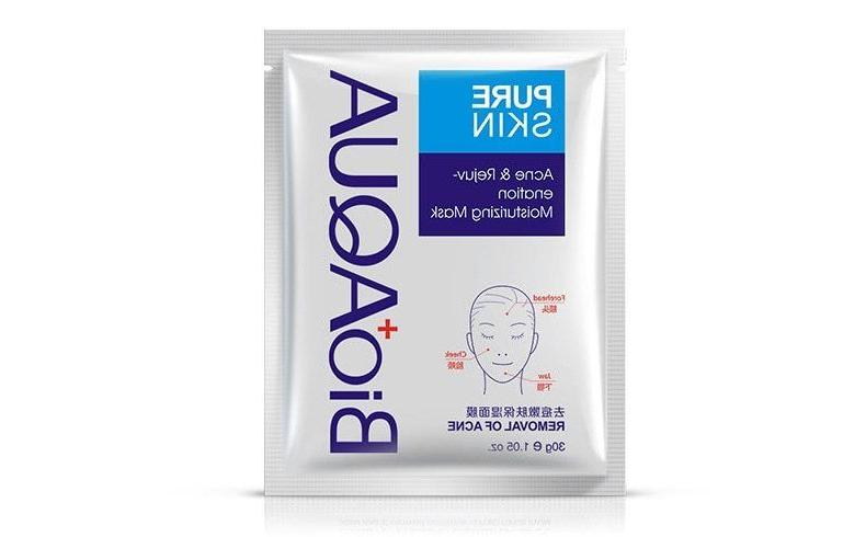 6pcs Treatment Facial Control Mask Face Care