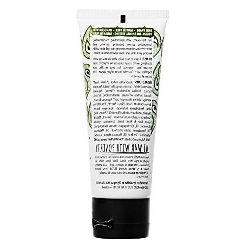 Alaffia Neem Support Hydrate, and Protect with Shea and Tea Trade, Balancing Neem, 3 Ounces