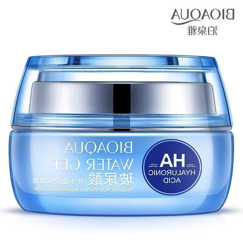 BIOAQUA Moisturizers Replenishment Cream Hyaluronic Acid day