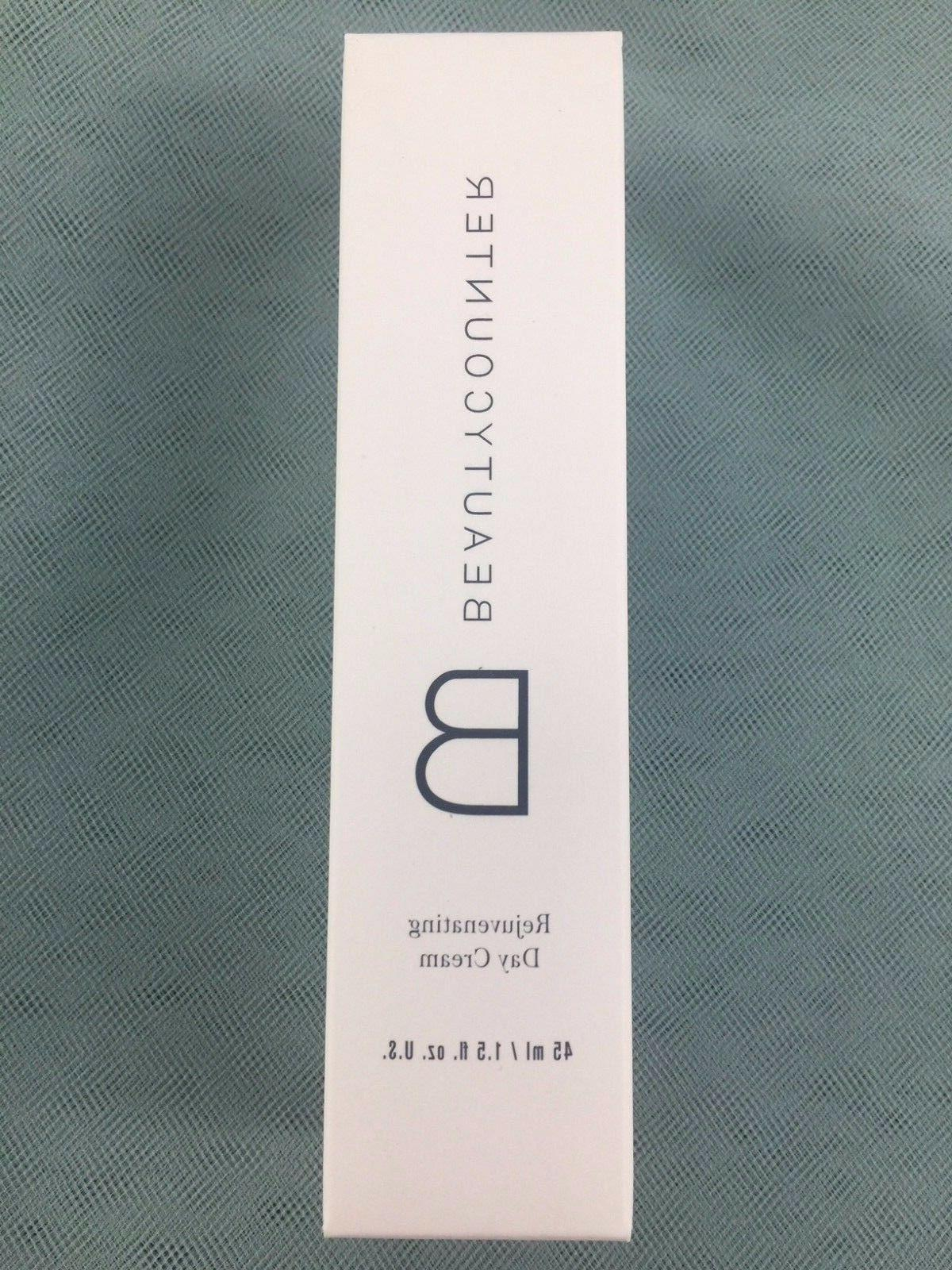 BeautyCounter Rejuvenating Day Cream ~ 1.5oz. / 45ml Beauty
