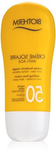 Biotherm Creme Solaire Anti-Age SPF 50 Melting Face Cream fo