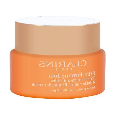 Clarins Extra Firming Jour Day Cream 50ml/1.7oz - All Skin T